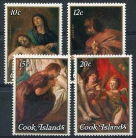 Cook, michel 587/90, xx