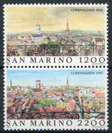 S.Marino, michel 1375/76, xx