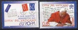 Vaticaan , michel 1601/02 , xx
