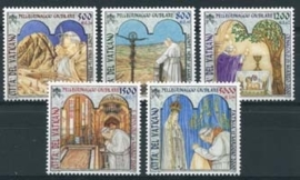 Vatikaan, michel 1375/79, xx