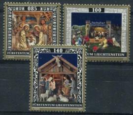 Liechtenstein, michel 1614/16, xx