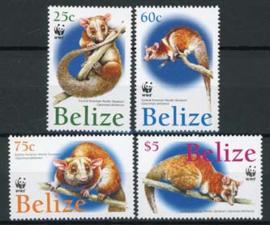 Belize , michel 1285/88 , xx
