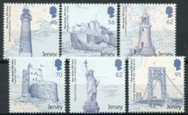 Jersey, michel 1845/50, xx