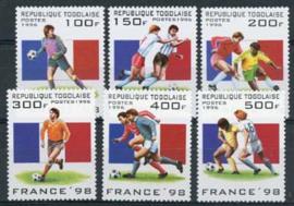 Togo, michel 2389/94, xx