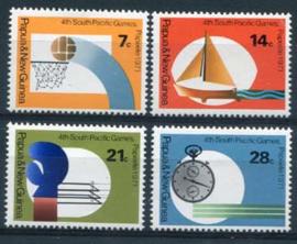Papua N.Guinea, michel 203/06, xx