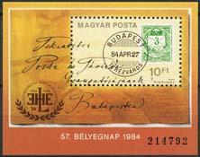 Hongarije, michel blok 172 A, xx