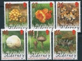 Alderney, michel 224/29, xx