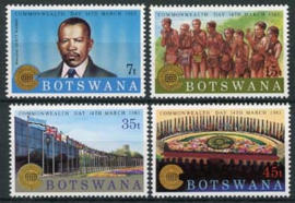 Botswana, michel 321/24, xx