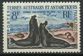 Antarctica Fr., michel 25, xx