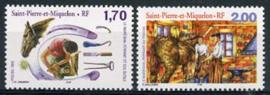 St.Pierre, michel 773/74, xx