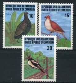 Cameroun , michel 985/87 , xx