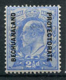 Bechuanaland, michel 56, x