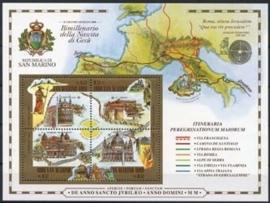 San Marino , michel blok 27 , xx