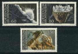 Liechtenstein, michel 1093/95, xx