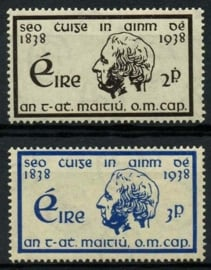 Ierland, michel 67/68, xx