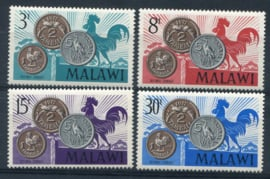 Malawi, michel 144/47, xx