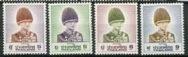Thailand, michel 1319/22, xx