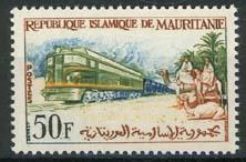 Mauretanie, michel 196, xx