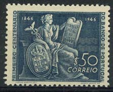 Portugal, michel 701, xx