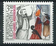 Liechtenstein, michel 1274, xx