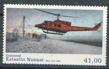 Groenland, michel 677, xx
