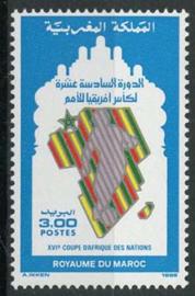 Marokko, michel 1136, xx