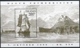 IJsland, michel blok 24, xx