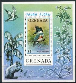 Grenada , michel blok 51, xx