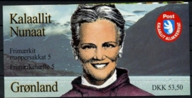 Groenland, michel MH 7, xx