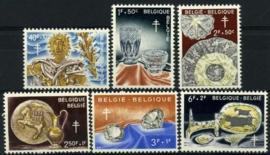 Belgie, obp 1163/68,xx