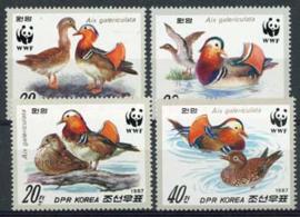 Korea N., michel 2865/68, xx
