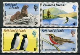 Falkland, michel 222/25, xx