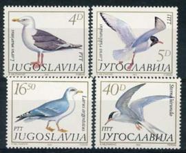 Joegoslavie, michel 2055/58,. xx