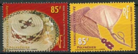 Polynesie, michel 828/29, xx