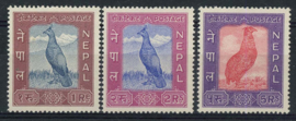Nepal, michel 126/28, xx