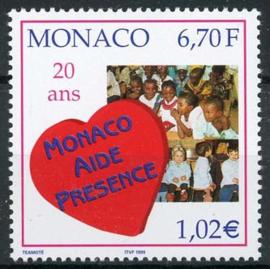 Monaco, michel 2442, xx
