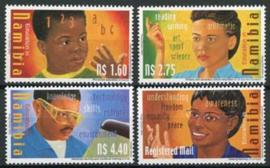 Namibie, michel 1128/31, xx