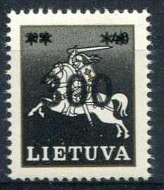 Litouen, michel 514 , xx