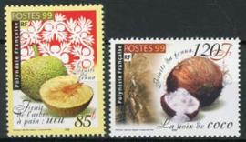 Polynesie, michel 802/03, xx