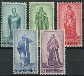 Belgie, obp 751/55, xx