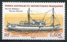 Antarctica Fr., michel 756, xx