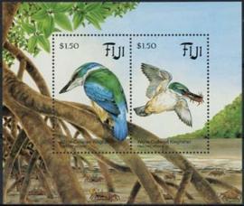 Fiji, michel blok 12, xx