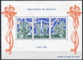 Monaco , michel blok 21 , xx