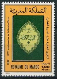 Marokko, michel 1100, xx