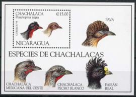 Nicaragua, michel blok 232, xx