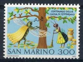 S.Marino , michel 1247 , xx