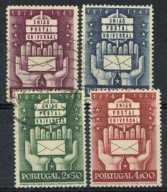 Portugal, michel 740/43, o