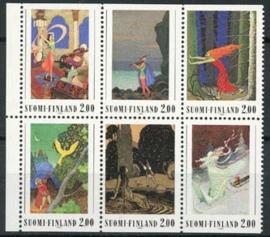 Finland, michel 1114/19, xx
