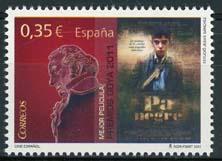 Spanje, michel 4605, xx