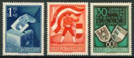 Oostenrijk, michel 952/54, xx